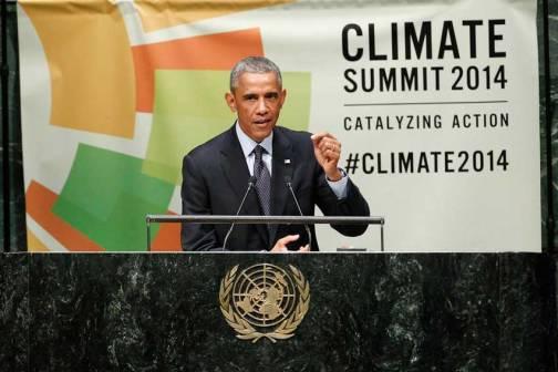 obama climate summit 2014