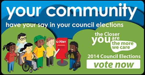 council election 2014